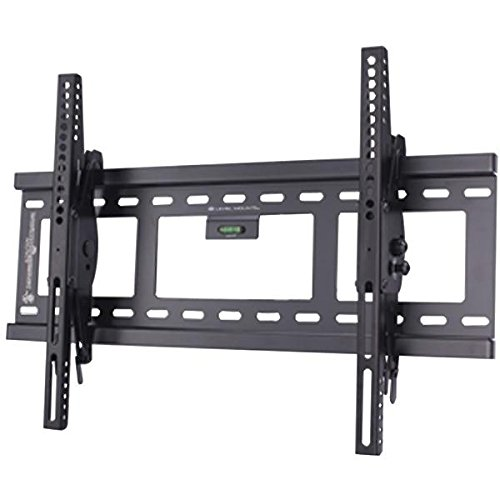 "Level Mount He600ft Wall Mount For Tv - 100"" Screen Support - 200 Lb Load Capacity - Matte Black (he600ft)"