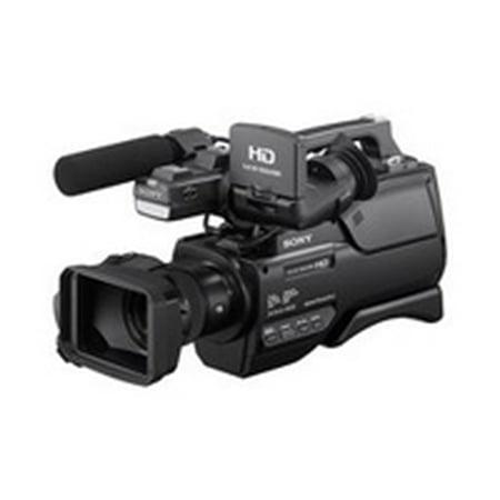 Sony - HXR-MC2500 - Sony HXR-MC2500 Digital Camcorder - 3 OLED - Exmor R CMOS - Full HD - 16:9 - 6.1 Megapixel Image -