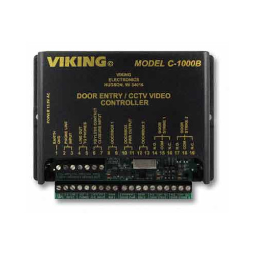 Viking Electronics Door Entry Controller