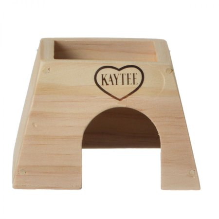 Kaytee Woodland Get A Way House Small Mouse (5L x 4.5W x