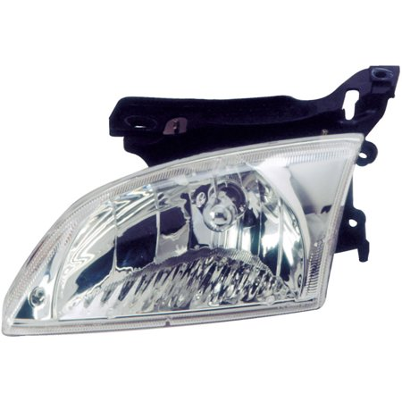 Brand New Premium Quality Left Side Headlight Assembly For Chevy Cavalier