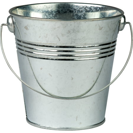 METAL BUCKET - Metal Easter Buckets