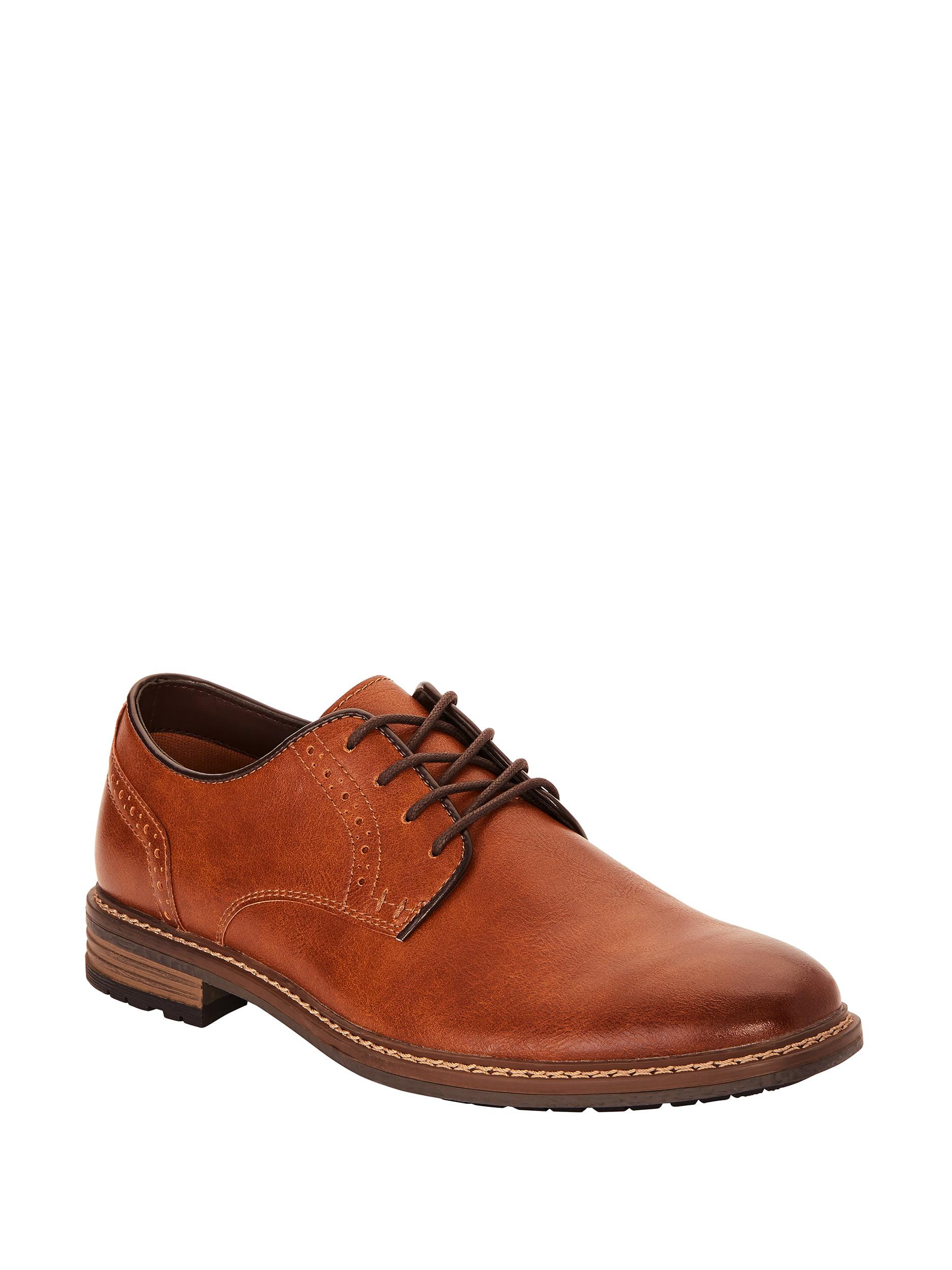 George Men's Adam Plain Toe Oxford Dress Shoe