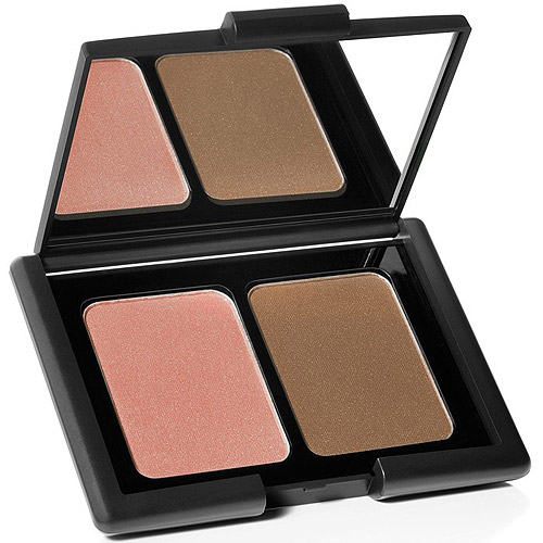 e.l.f. Cosmetics Blush & Bronzing Powder, Blushed/Bronzed St. Lucia, 0.28 oz