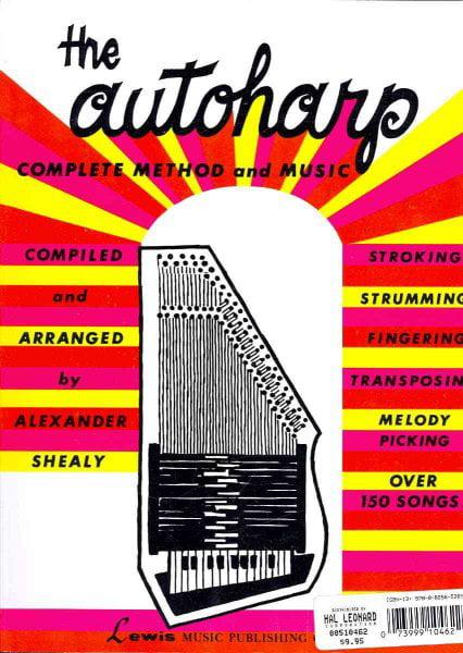 Autoharp Complete Method by