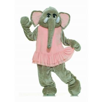 CO-DLX ELEPHANT MASCOT - Makeup And Hair Ideas For Halloween