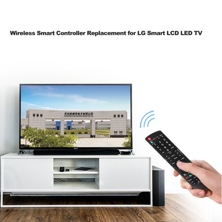 Universal TV Remote Control Wireless Smart Controller Replacement for LG Smart LCD LED TV Black - image 6 of 7