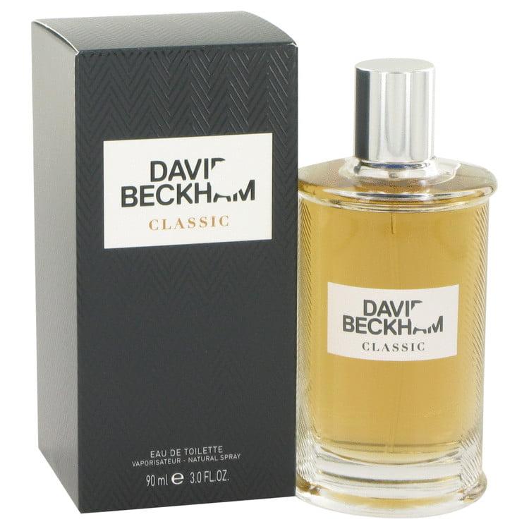 David Beckham David Beckham Classic Eau De Toilette Spray for Men 3 oz