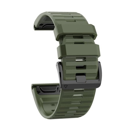 Suitable For Jiaming Fenix Silicone 26Mm Sports Watch Wristband 26Mm - image 8 of 8