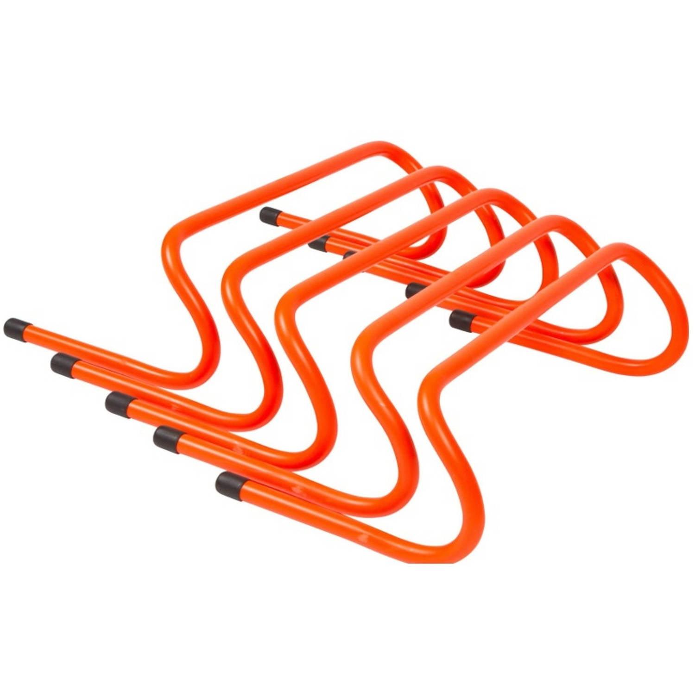 """Trademark Innovations Speed Training Hurdles, 5-Pack, 6"""""""