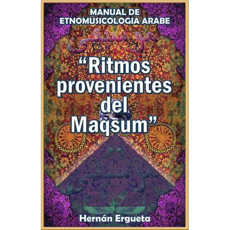 Ritmos Provenientes Del Maqsum - eBook