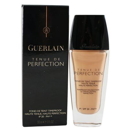 Guerlain Beige Foundation - Guerlain Tenue De Perfection Timeproof Foundation SPF 20 - # 05 Beige Fonce 1 oz Foundation