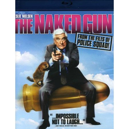 The Naked Gun: From The Files Of The Police Squad (Blu-ray) (Widescreen)
