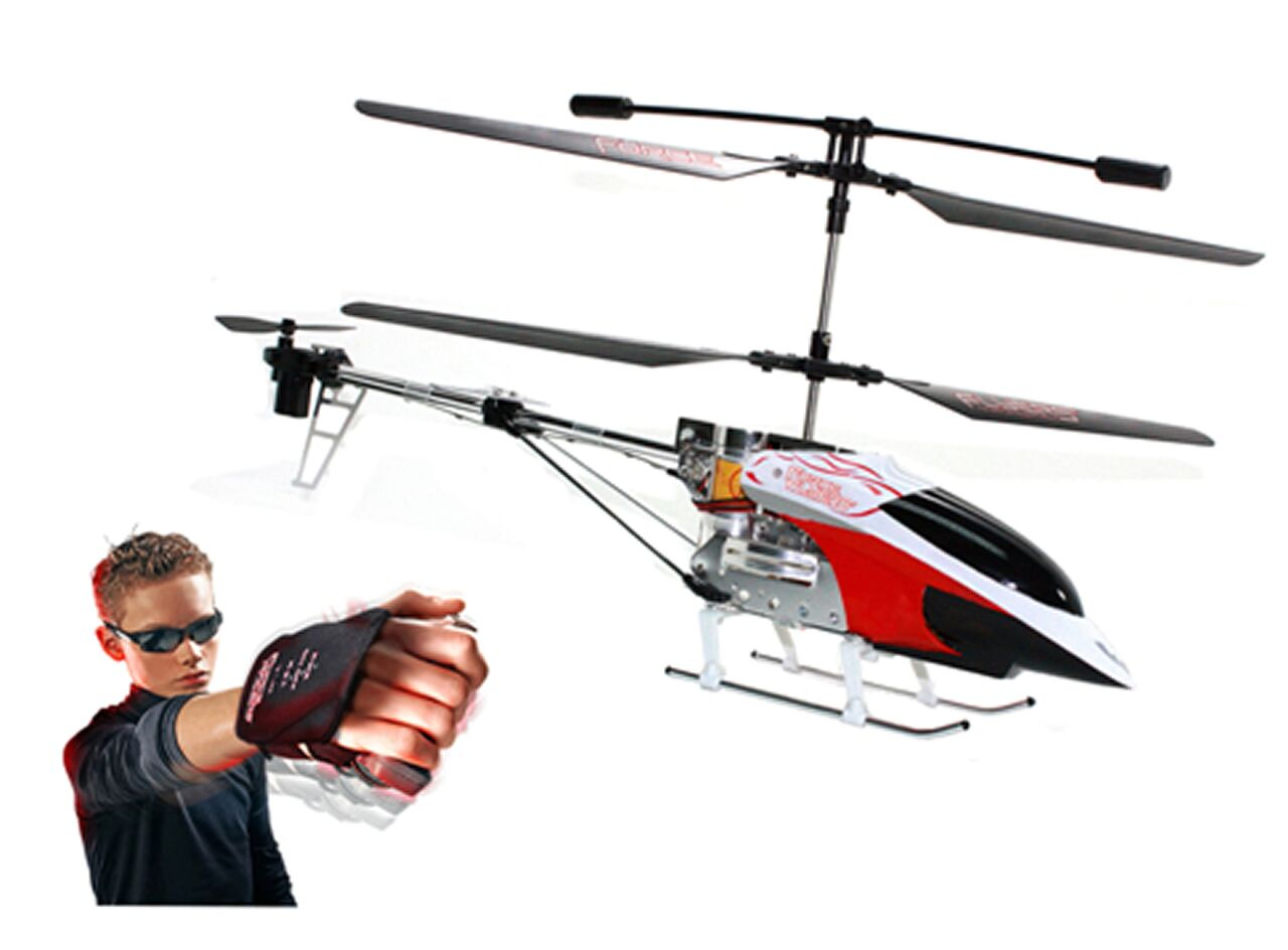 "Force Flyers Explorer 20"" Motion Control Helicopter by ForceFlyers"