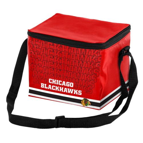 Chicago Blackhawks 6-Pack Cooler - No Size