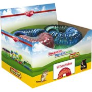 Super Pet- Container-Crittertrail Fun-nel U-turn Display- Assorted 12 Pc