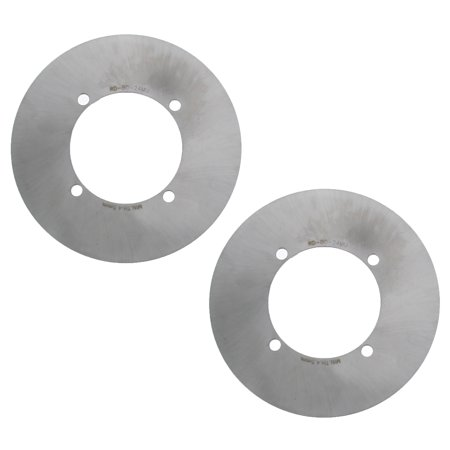 2017 Polaris Ranger XP 900 EPS Rear MudRat Brake Rotors Discs  - Both
