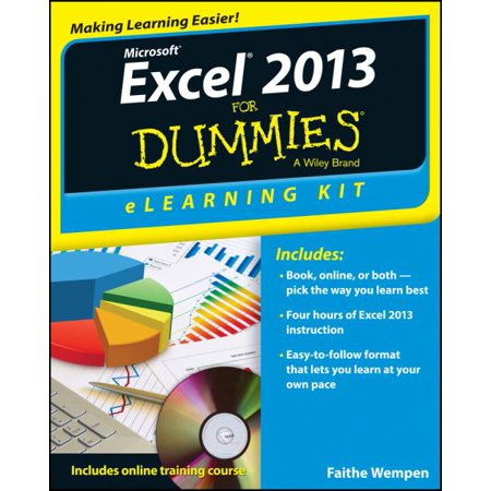 Excel 2013 ELearning Kit for Dummies - image 1 de 1