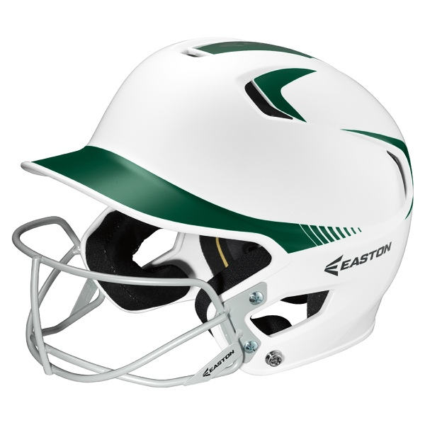 Easton Z5 Two Tone Senior Fastpitch Batting Helmet w/Mask