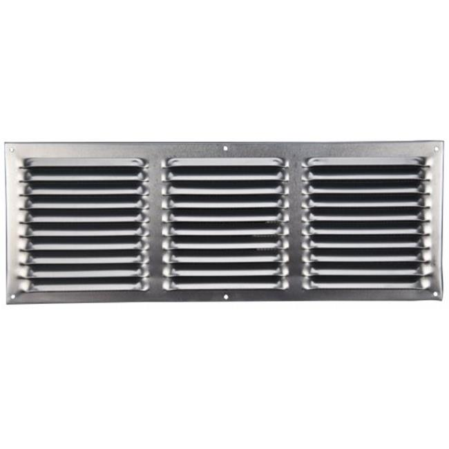 Lomanco 16inch X 6inch Mill Finished Undereave Vent  C616 - Pack of 12