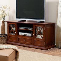 Belham Living Hampton Tv Stand Cherry