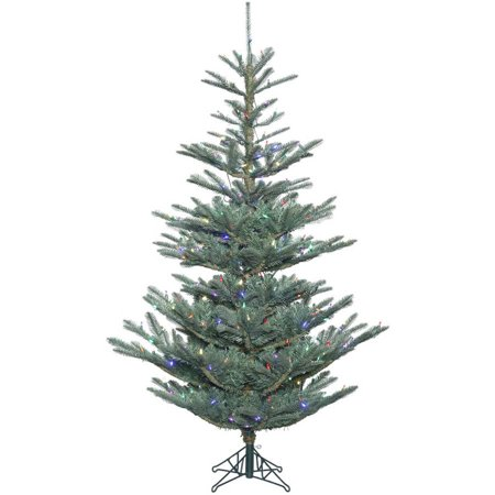 Vickerman 4' Alberta Blue Spruce Artificial Christmas Tree ...