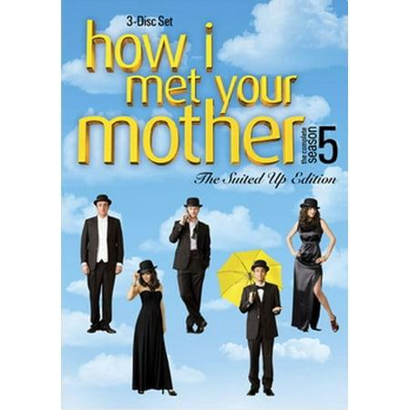How I Met Your Mother Halloween Meme (How I Met Your Mother: Season Five)