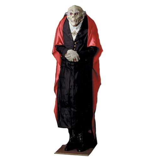 """5'8"""" Count Drac Halloween Prop"""