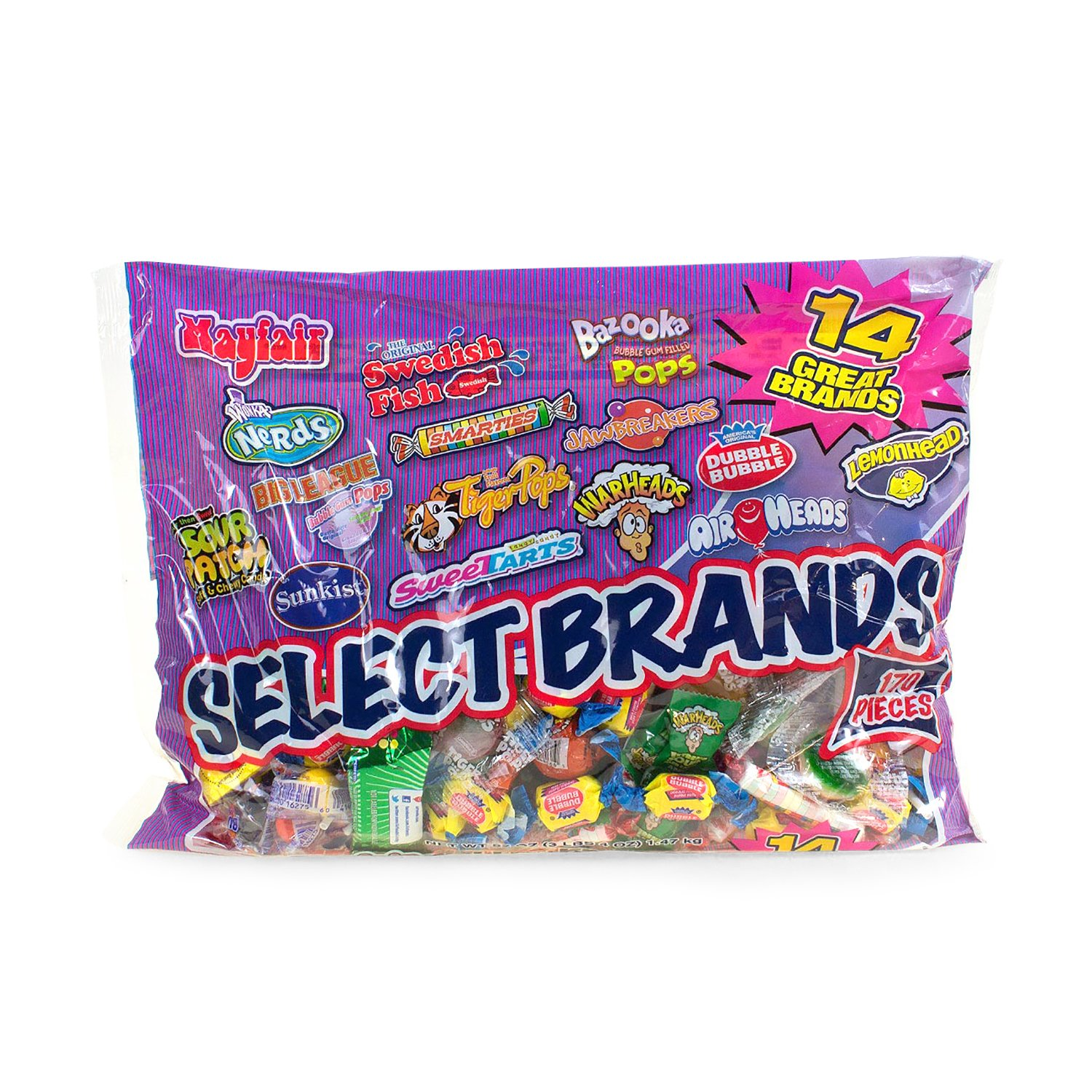 Mayfair Select Candy Brands (52 oz.)