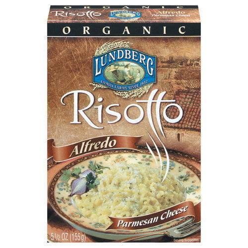 Lundberg Family Farms Alfredo Risotto, 5.5 oz