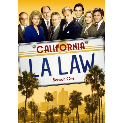 L.A. Law: Season One (Full Frame)
