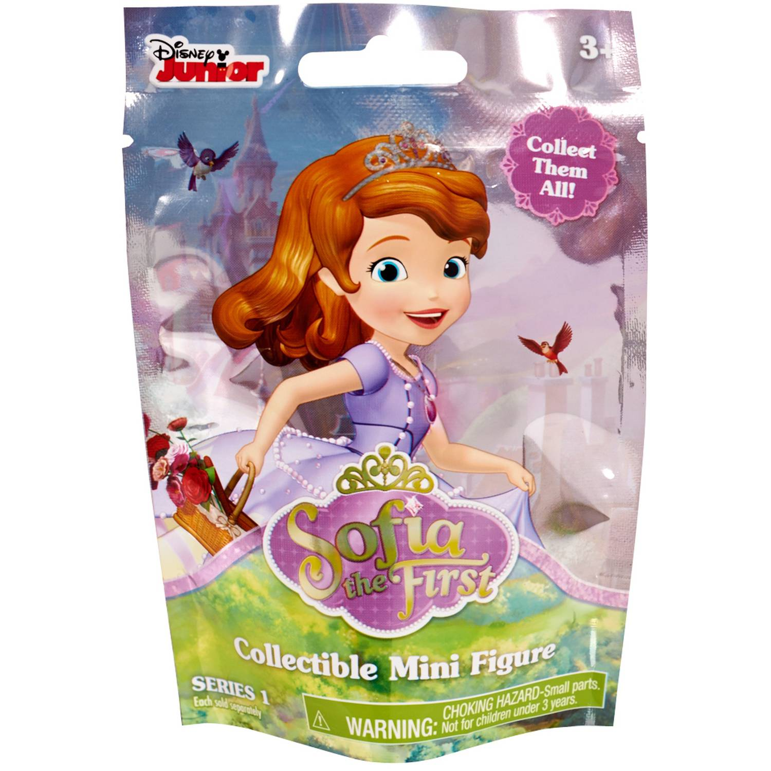 Sofia the First Blind Pack Figures