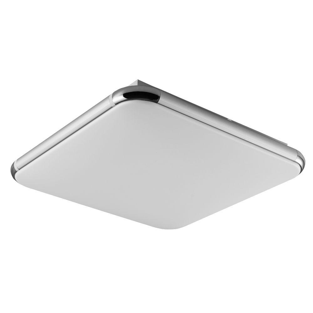 20x 24W Square LED Ceiling Light Living Dining Room Bedroom Corridor Lamp