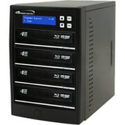ECON BLU-RAY DVD CD TOWER STAND-ALONE 1:3 DISC DUPLICATOR HDD