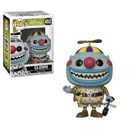 Funko POP Disney: NBC - Clown (Insane Clown Posse The Mighty Death Pop)