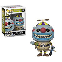 Funko POP Disney: NBC - Clown