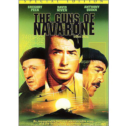 The Guns Of Navarone (Widescreen)