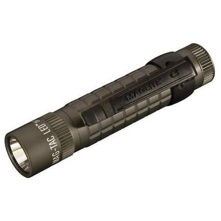 - Maglite   MAGTAC 2-Cell CR123 LED Flashlight with Plain Bezel and Detachable ClipFoliage Green  SG2LRF6