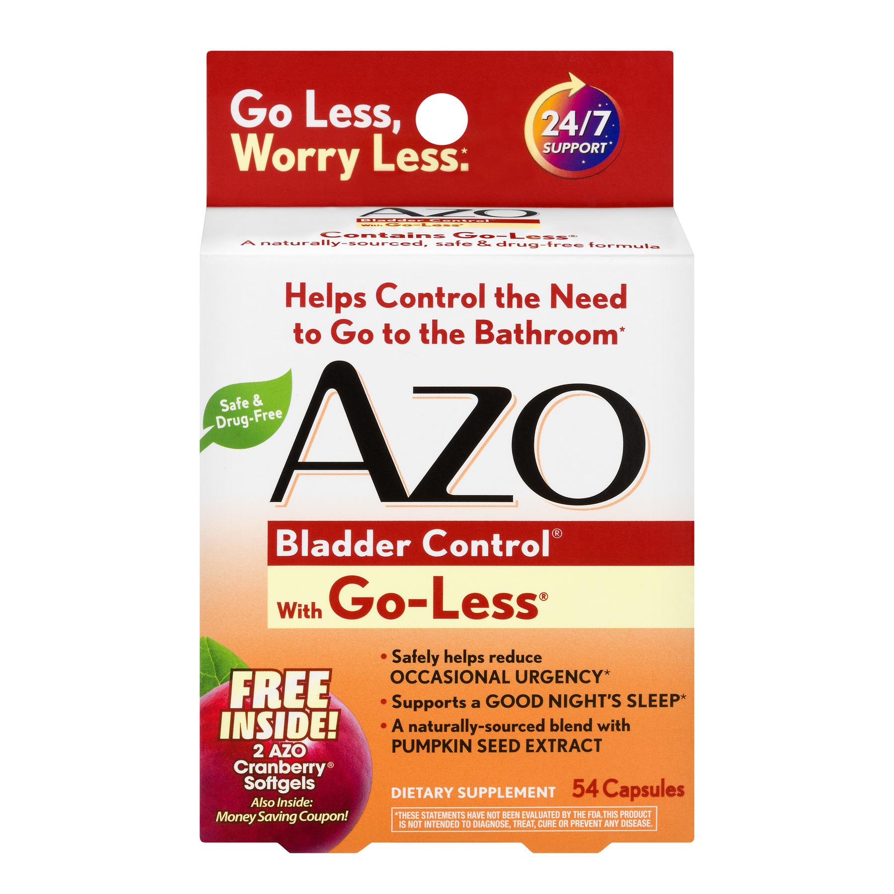 AZO BLADDER 54CT