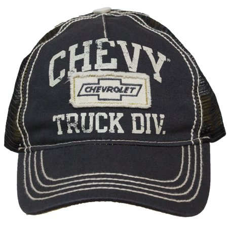 Chevy Chevrolet Truck Div.  Adjustable Snap Back Hat](Chef's Hat)