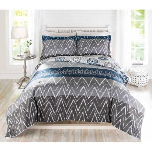 Better Homes and Gardens Comforter Set, Zig Zag