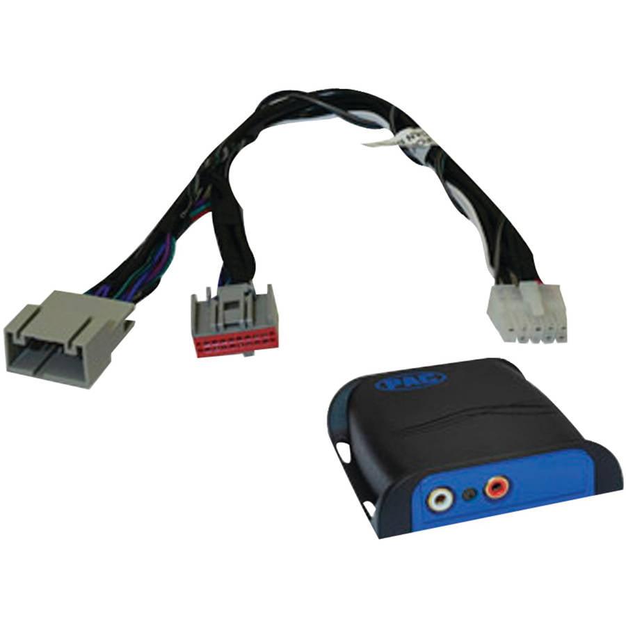 Accesorios Electrónicos Para El Auto AAI-FD4 PAC asientos traseros entrada auxiliar para seleccionar Ford/Lincoln/Mercury 2004-2010 + PAC en Veo y Compro
