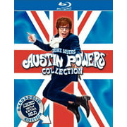 Austin Powers Collection (Blu-ray) - Austin Powers Halloween