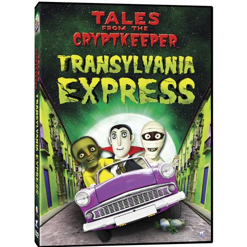 Tales From The Cryptkeeper: Transylvania Express (Full Frame)