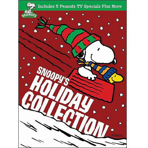 PEANUTS-SNOOPYS HOLIDAY COLLECTION (DVD/3 DISC)