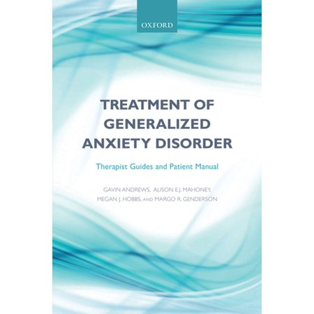 Treatment of generalized anxiety disorder - eBook