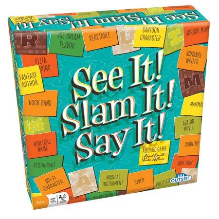 Slam It (Outset Media - See it! slam It! say)