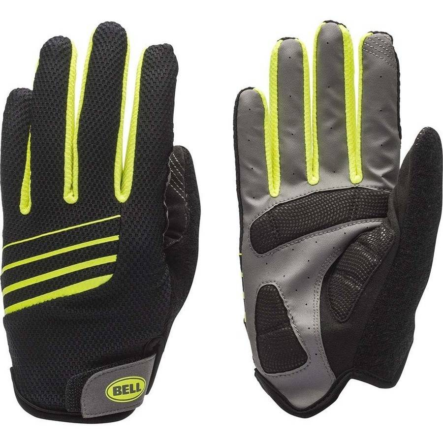 Bell Sports Ramble 550 Full-Finger Cycling Gloves High Visibility