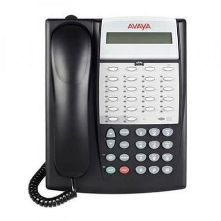 Partner 18d2 Display Telephone Black Partner 18d Series 2 Telephone 700340193, 700420011
