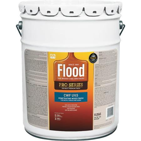 Flood CWF - UV5 Pro Series Wood Finish Exterior Stain - Walmart.com